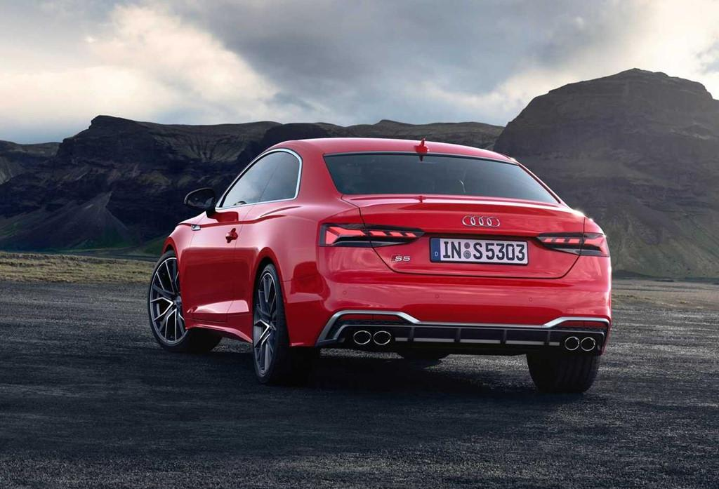 Audi A5 và S5 2020 ra mắt, Audi khoe 'hấp dẫn hơn bao giờ hết' Ảnh 5