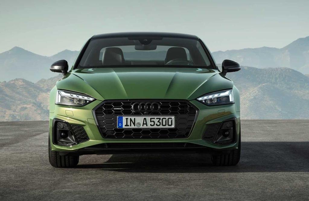 Audi A5 và S5 2020 ra mắt, Audi khoe 'hấp dẫn hơn bao giờ hết' Ảnh 1