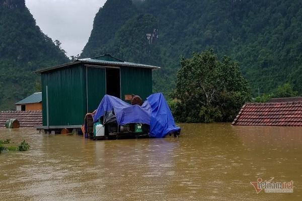 Nhờ sáng tạo này, dân Quảng Bình không phải lên núi trú ẩn khi lũ ập Ảnh 3