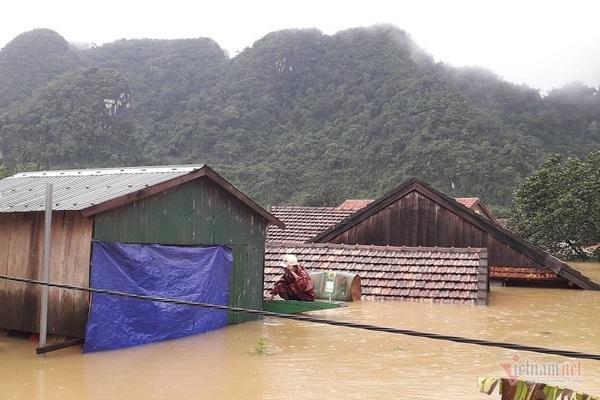 Nhờ sáng tạo này, dân Quảng Bình không phải lên núi trú ẩn khi lũ ập Ảnh 5