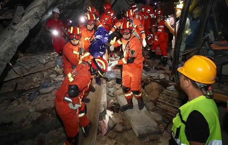 Động đất tại Trung Quốc, 1 người thiệt mạng, 29 người bị thương Ảnh 1