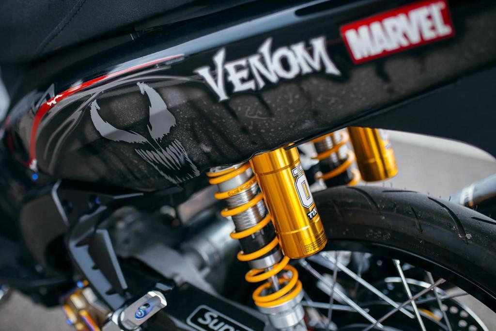 Biker Khánh Hòa chi 500 triệu độ lại Yamaha Nouvo Ảnh 12