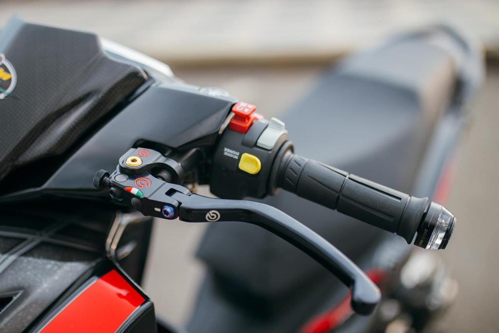 Biker Khánh Hòa chi 500 triệu độ lại Yamaha Nouvo Ảnh 7