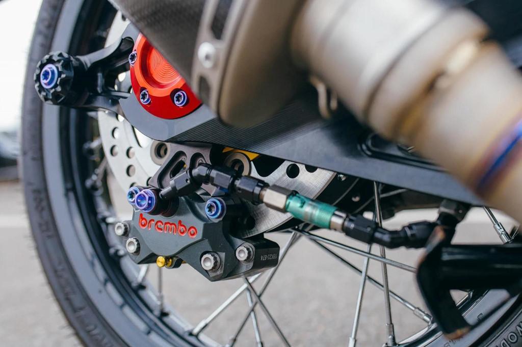 Biker Khánh Hòa chi 500 triệu độ lại Yamaha Nouvo Ảnh 10