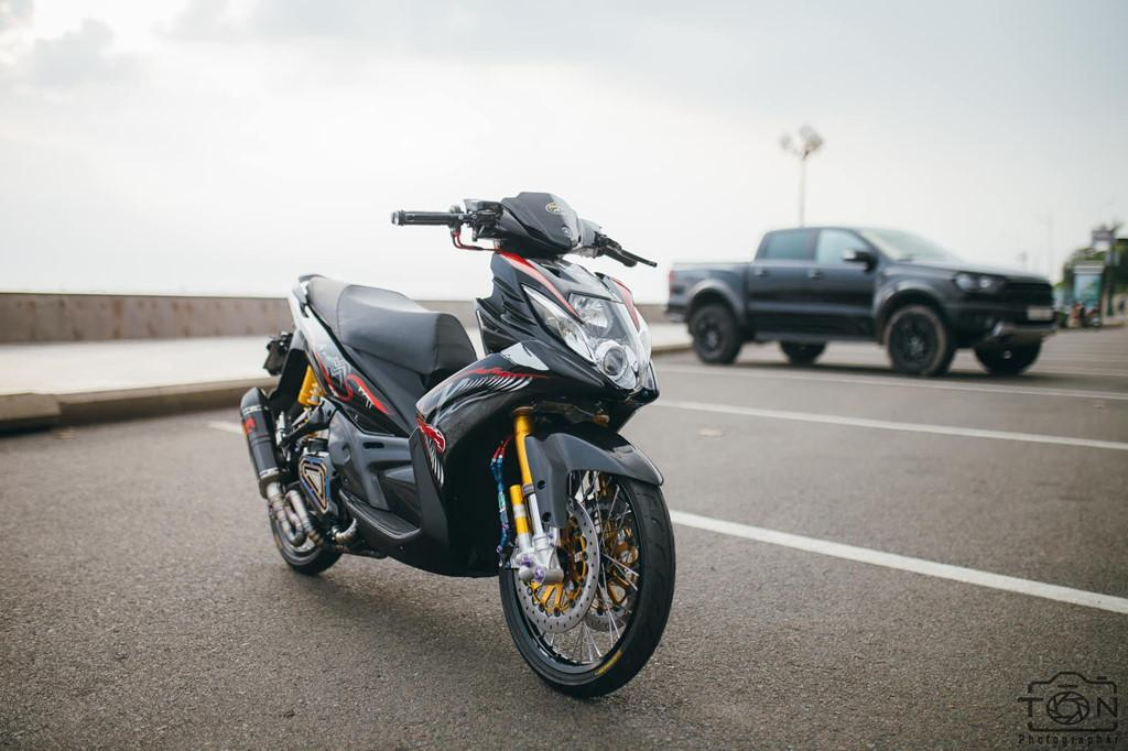 Biker Khánh Hòa chi 500 triệu độ lại Yamaha Nouvo Ảnh 13