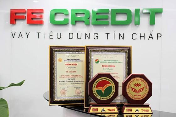 FE CREDIT lọt top 10 hàng Việt tốt vì quyền lợi người tiêu dùng 2019 Ảnh 2
