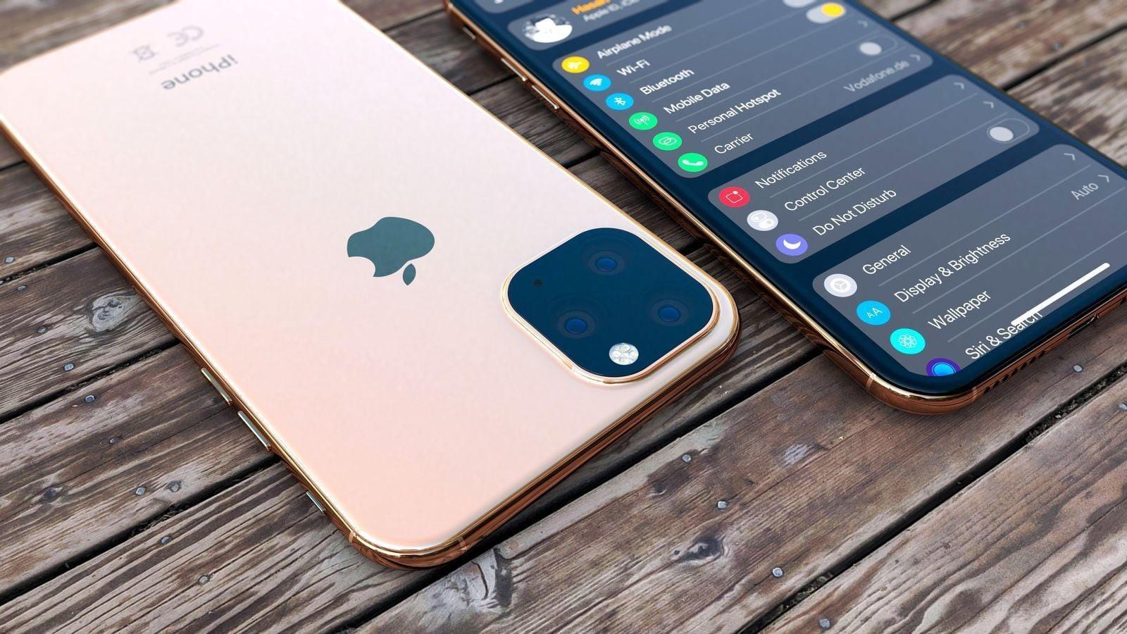 Sát giờ 'trình làng', iPhone 11 loạn giá Ảnh 1