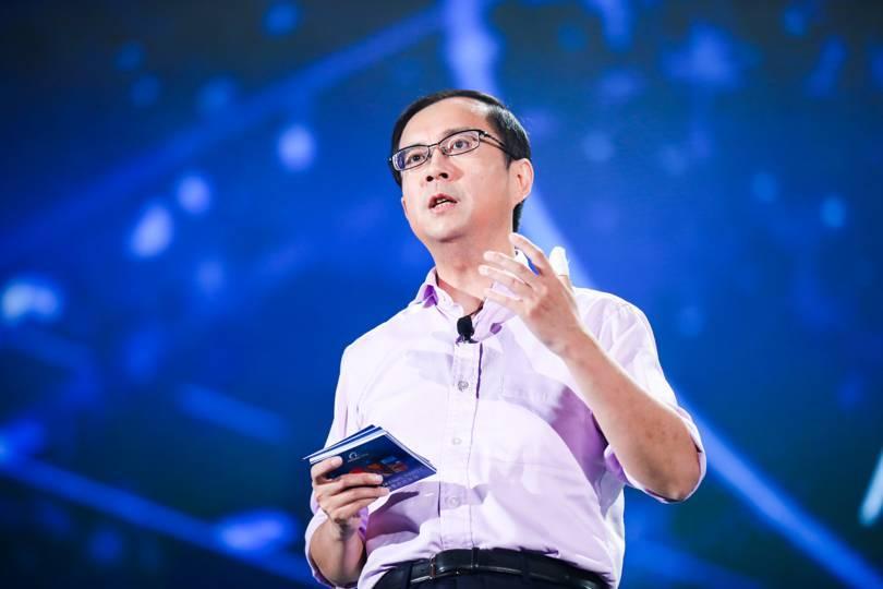 CEO thay Jack Ma điều hành Alibaba là ai? Ảnh 1