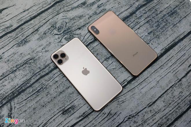 iPhone 11 Pro Max thương mại đầu tiên tại VN Ảnh 8