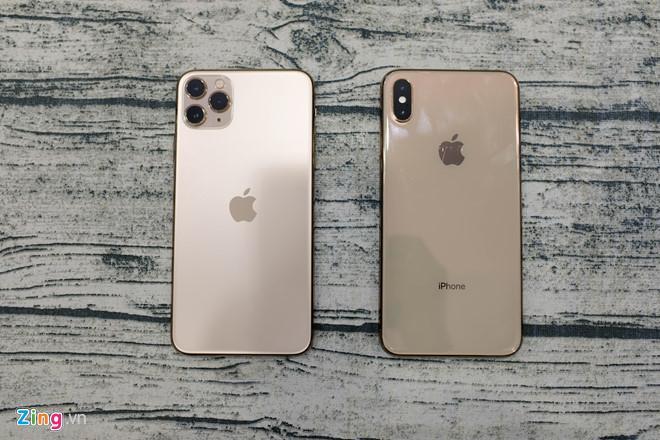 iPhone 11 Pro Max thương mại đầu tiên tại VN Ảnh 6