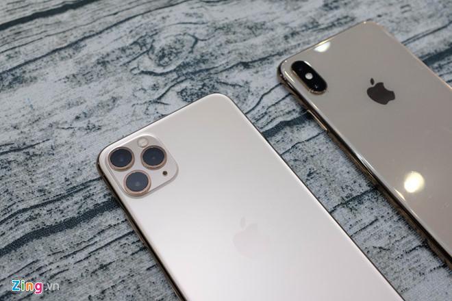 iPhone 11 Pro Max thương mại đầu tiên tại VN Ảnh 7