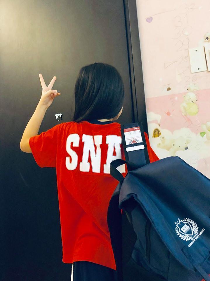 Thủy Tiên kể chuyện con gái vào lớp 1 và tình huống 'dở khóc, dở cười' Ảnh 2
