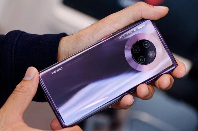 Huawei Mate 30 Pro ra mắt - 4 camera, sạc siêu tốc, giá 1.216 USD Ảnh 5