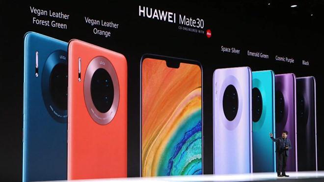 Huawei Mate 30 Pro ra mắt - 4 camera, sạc siêu tốc, giá 1.216 USD Ảnh 7