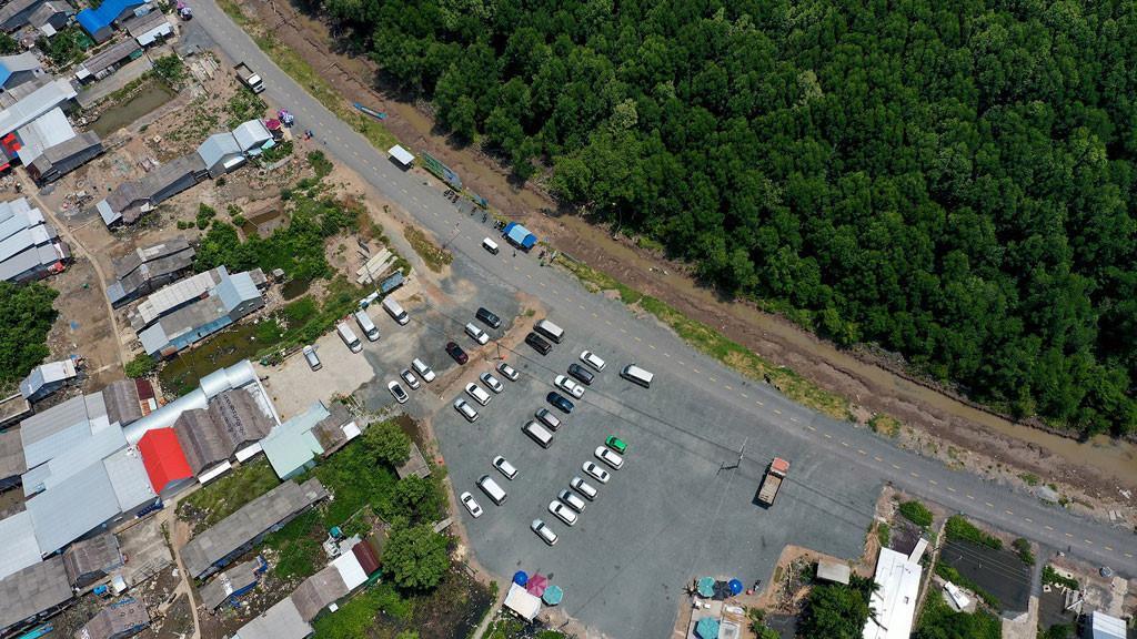 Đất mũi Cà Mau xanh mướt từ từ flycam: Nơi đất biết nở, nơi rừng biết đi Ảnh 13