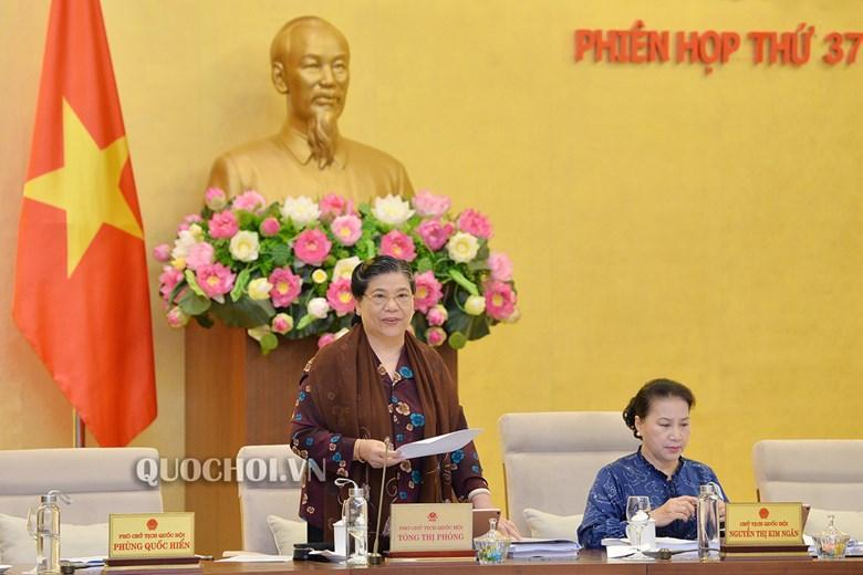 Ủy ban Thường vụ Quốc hội không tán thành mở rộng khung giờ làm thêm Ảnh 1
