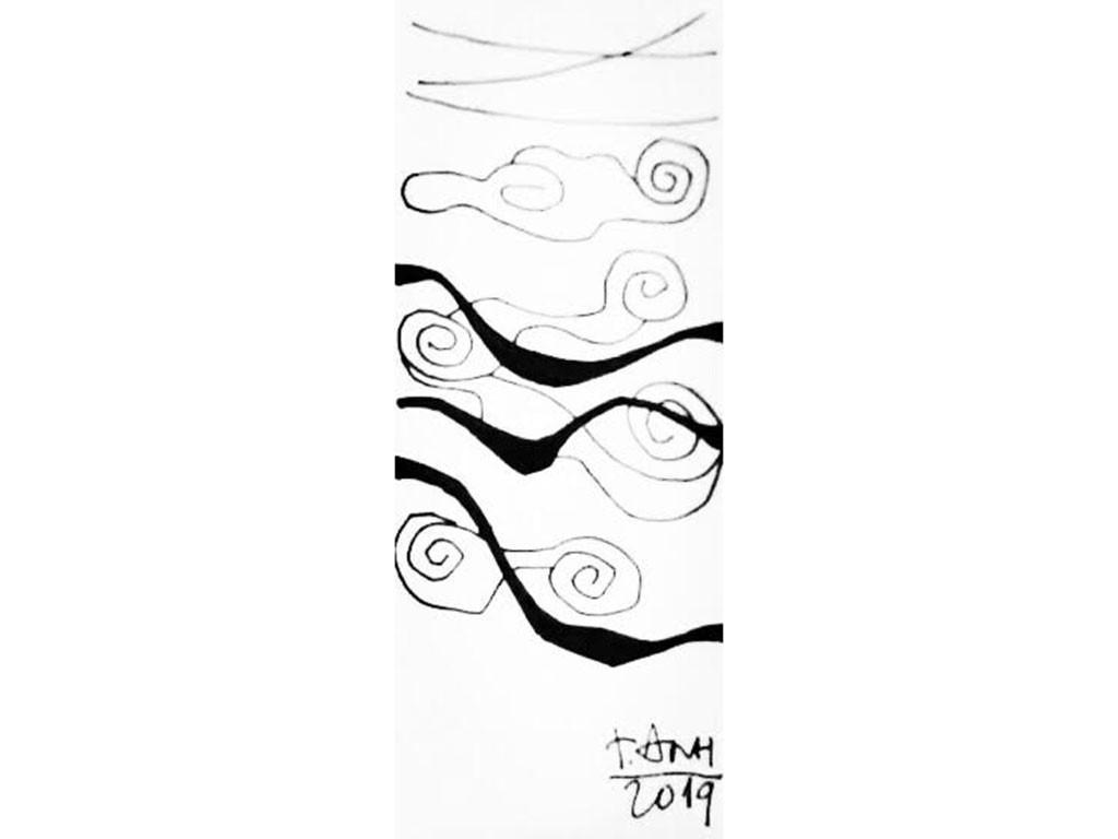Trên Bạch Mã sơn - Thơ của Nhụy Nguyên Ảnh 1