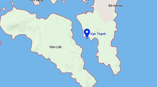 Bốn du khách bị sóng biển cuốn trôi ở Hòn Gầm, Khánh Hòa Ảnh 2