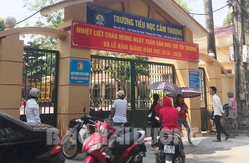 Làm rõ việc 108 học sinh Hải Dương phải nghỉ học vì đau bụng, buồn nôn Ảnh 1