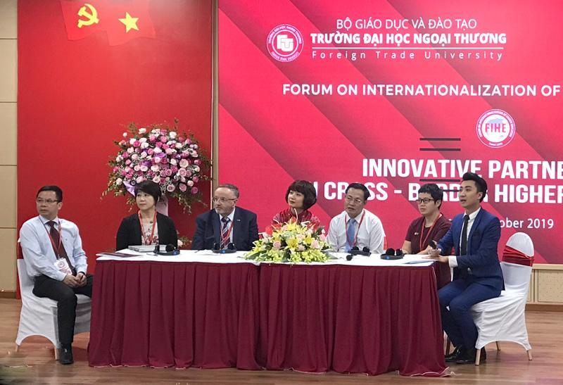 Đổi mới mô hình hợp tác quốc tế tại các cơ sở giáo dục đại học Ảnh 1