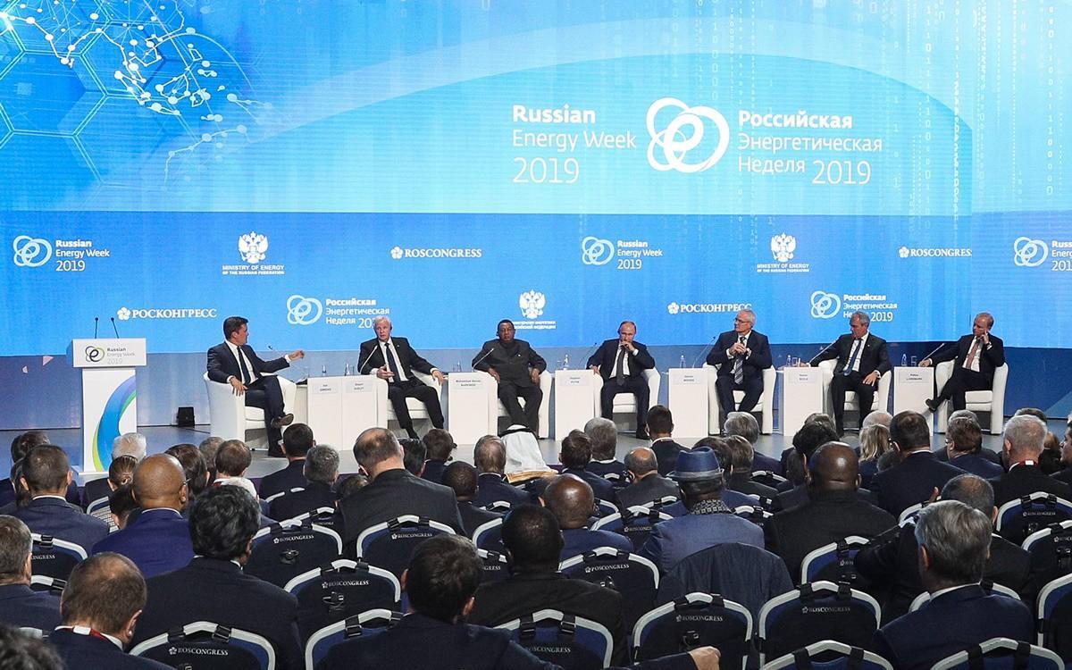 Khai mạc Diễn đàn Tuần lễ năng lượng lần thứ 3 tại LB Nga Ảnh 1