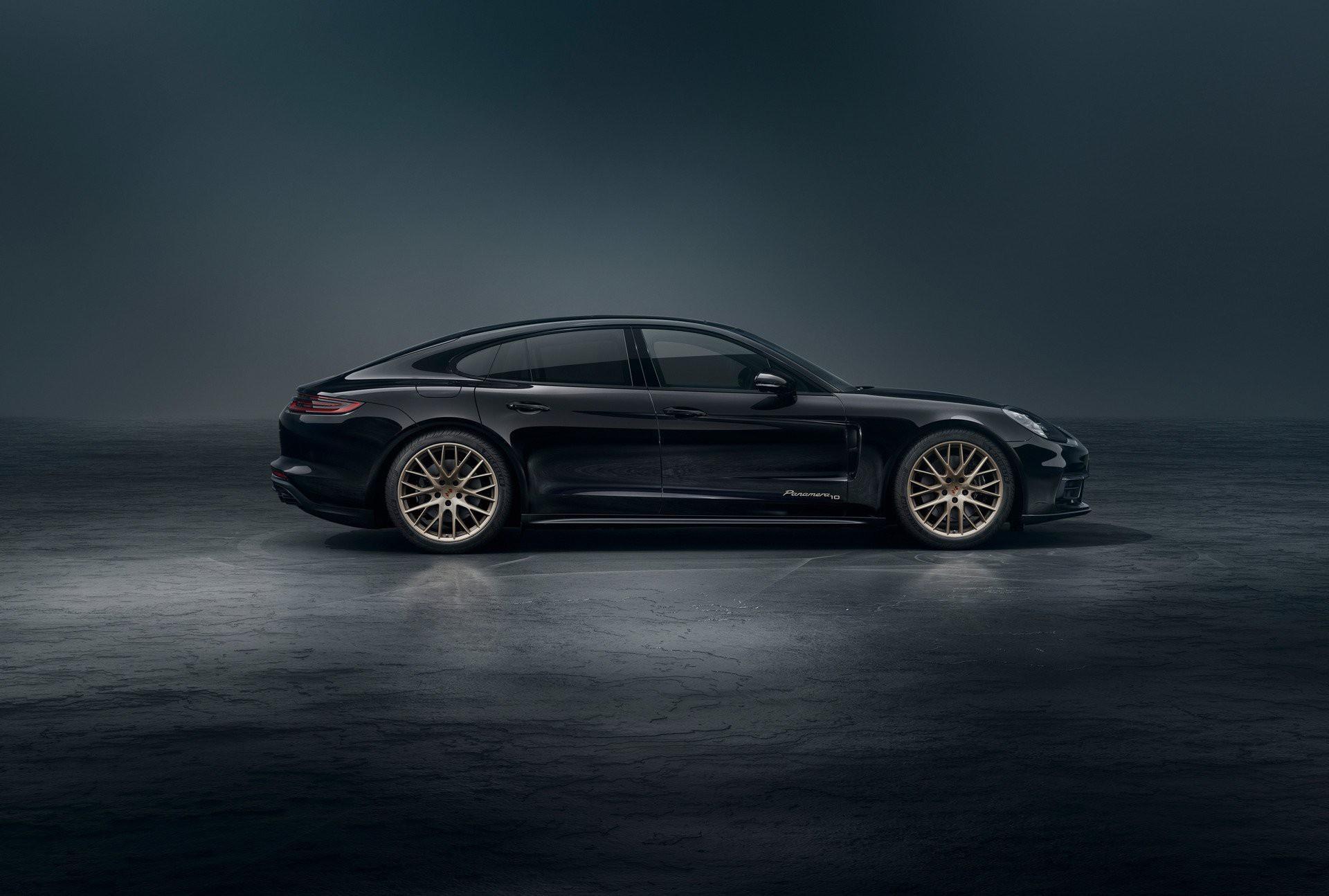 Porsche Panamera 2020 phiên bản kỷ niệm 10 có gì đặc biệt? Ảnh 5