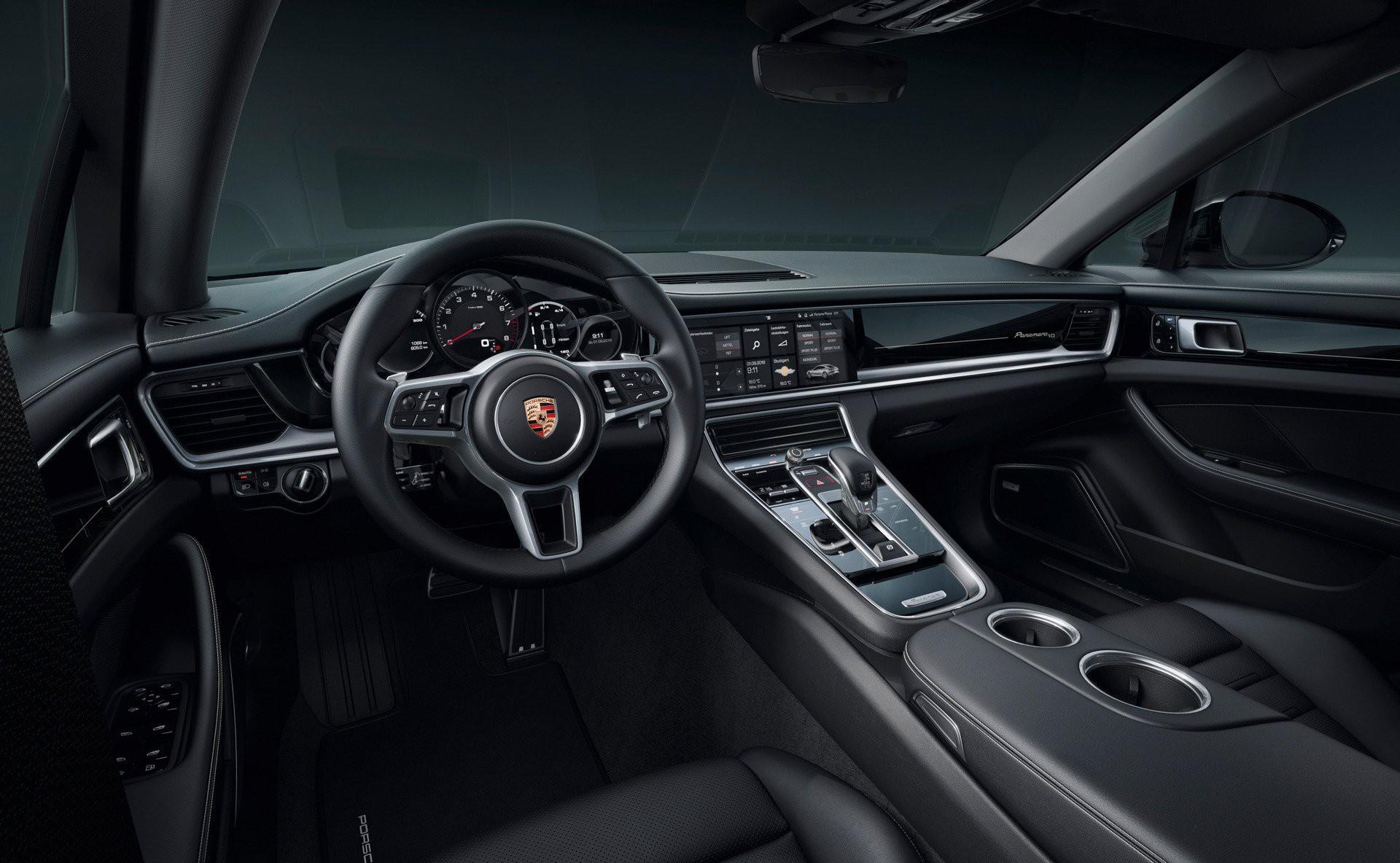 Porsche Panamera 2020 phiên bản kỷ niệm 10 có gì đặc biệt? Ảnh 3