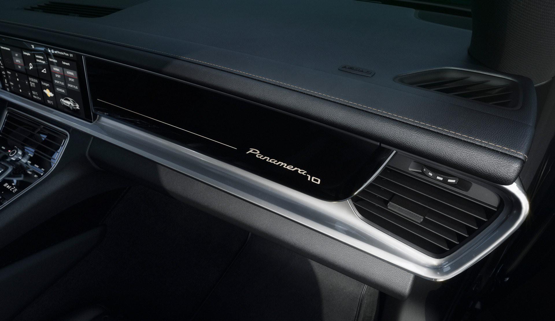 Porsche Panamera 2020 phiên bản kỷ niệm 10 có gì đặc biệt? Ảnh 2