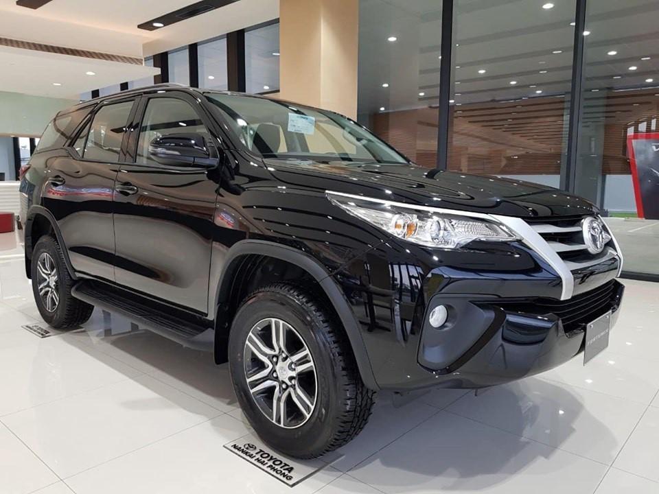 Giá xe ô tô Toyota cập nhật mới nhất tháng 10/2019 Ảnh 1