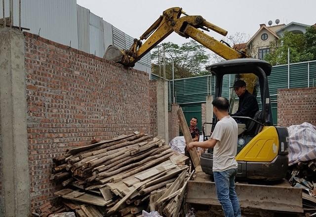 Quận Hoàng Mai: Tăng cường công tác quản lý trật tự đô thị Ảnh 1