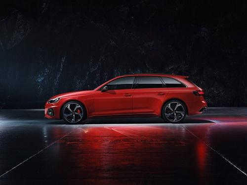 Audi RS 4 Avant 2020 mang diện mạo mới, đầy vẻ sang trọng Ảnh 2