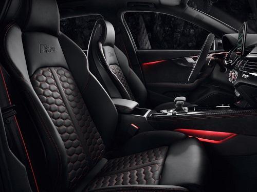 Audi RS 4 Avant 2020 mang diện mạo mới, đầy vẻ sang trọng Ảnh 1
