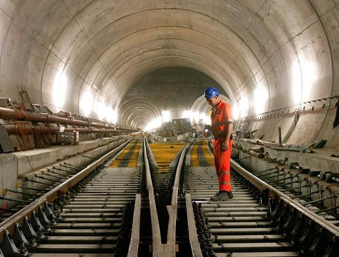 Chiêm ngưỡng những đường hầm đặc biệt nhất thế giới khiến nhiều người ngỡ ngàng Ảnh 10