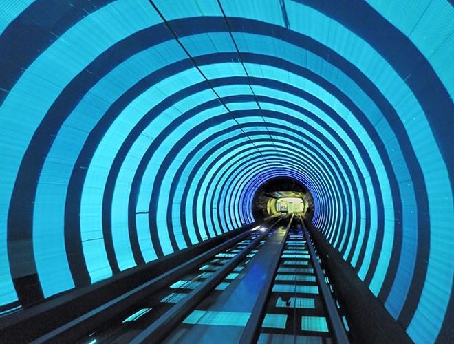 Chiêm ngưỡng những đường hầm đặc biệt nhất thế giới khiến nhiều người ngỡ ngàng Ảnh 5