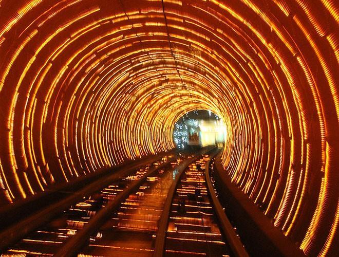 Chiêm ngưỡng những đường hầm đặc biệt nhất thế giới khiến nhiều người ngỡ ngàng Ảnh 4
