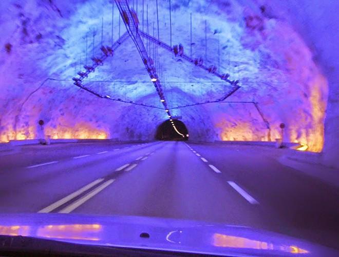 Chiêm ngưỡng những đường hầm đặc biệt nhất thế giới khiến nhiều người ngỡ ngàng Ảnh 15
