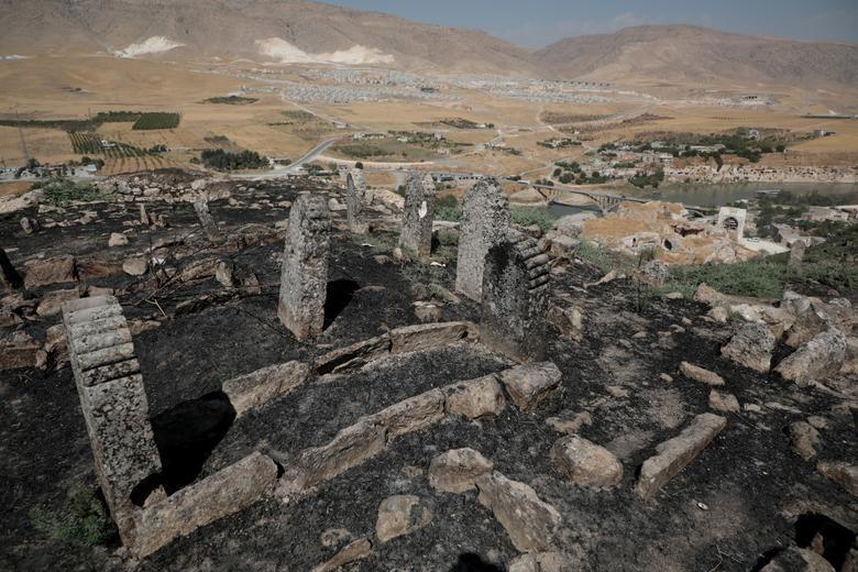 Thị trấn cổ 12.000 năm tuổi sắp bị phá bỏ ở Thổ Nhĩ Kỳ Ảnh 5