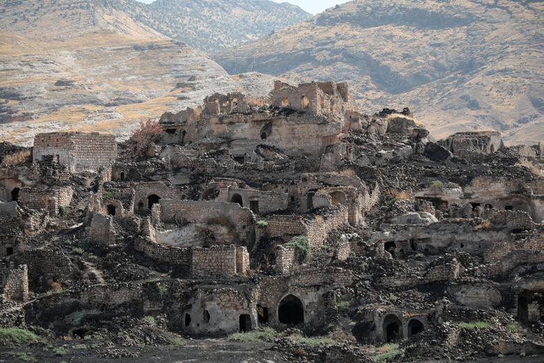 Thị trấn cổ 12.000 năm tuổi sắp bị phá bỏ ở Thổ Nhĩ Kỳ Ảnh 1