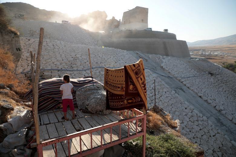 Thị trấn cổ 12.000 năm tuổi sắp bị phá bỏ ở Thổ Nhĩ Kỳ Ảnh 11