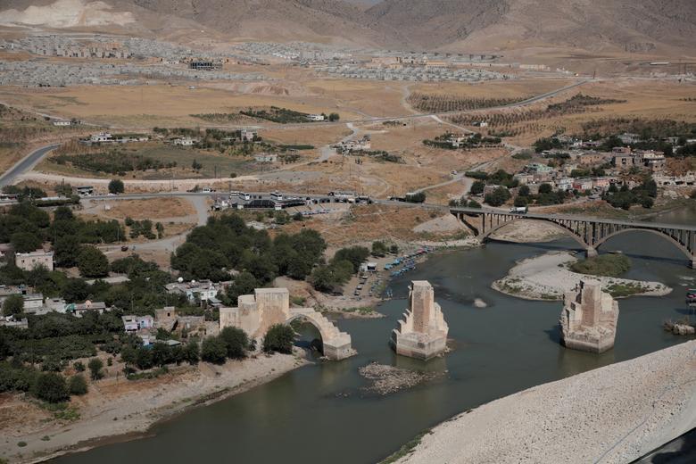 Thị trấn cổ 12.000 năm tuổi sắp bị phá bỏ ở Thổ Nhĩ Kỳ Ảnh 3
