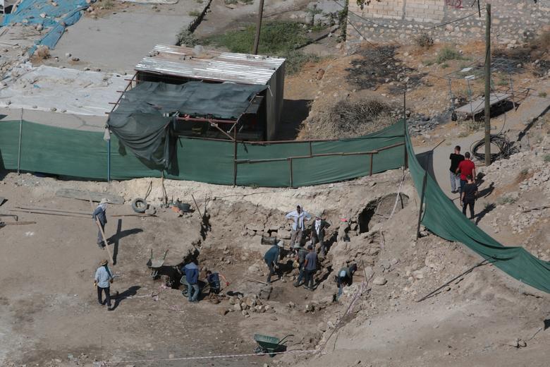 Thị trấn cổ 12.000 năm tuổi sắp bị phá bỏ ở Thổ Nhĩ Kỳ Ảnh 9