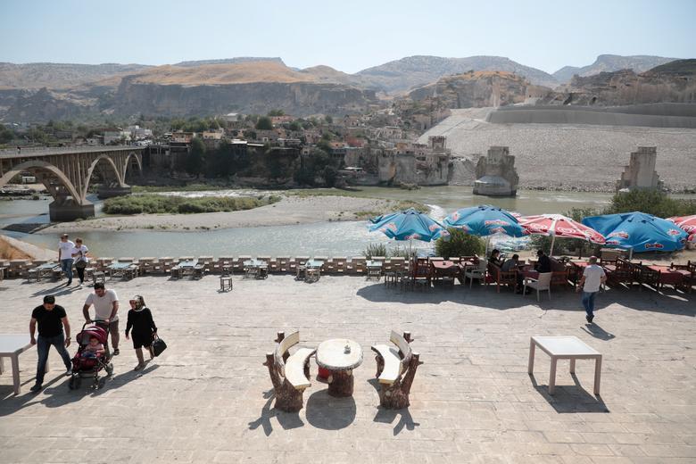 Thị trấn cổ 12.000 năm tuổi sắp bị phá bỏ ở Thổ Nhĩ Kỳ Ảnh 14