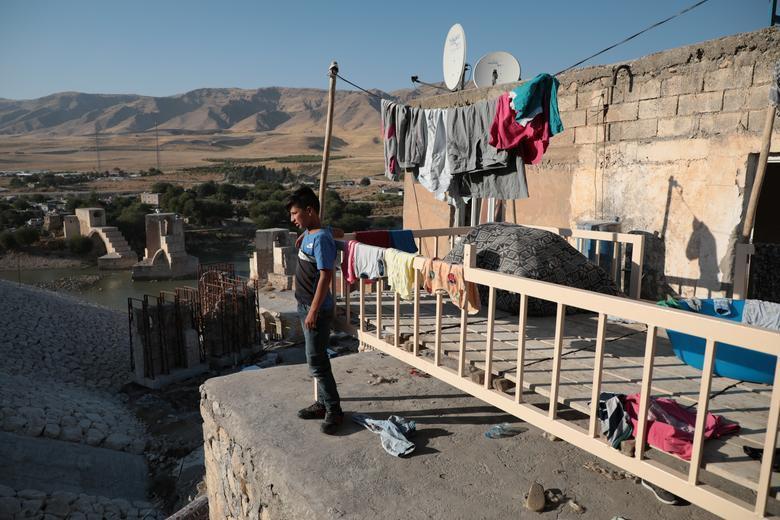 Thị trấn cổ 12.000 năm tuổi sắp bị phá bỏ ở Thổ Nhĩ Kỳ Ảnh 2