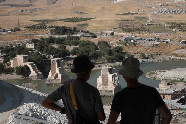Thị trấn cổ 12.000 năm tuổi sắp bị phá bỏ ở Thổ Nhĩ Kỳ Ảnh 8