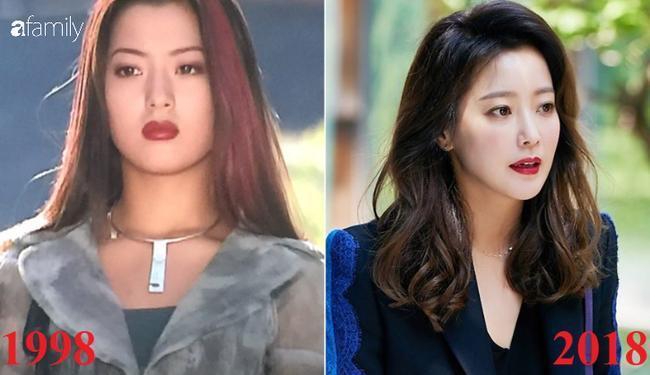 Ngỡ ngàng nhan sắc trẻ đẹp hơn 20 năm trước của 'quốc bảo nhan sắc' Kim Hee Sun Ảnh 1