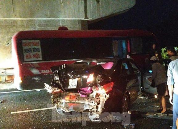 Vụ xe tai nạn liên hoàn trên cao tốc: Cô gái tử vong nghi do bạn tình sát hại Ảnh 1