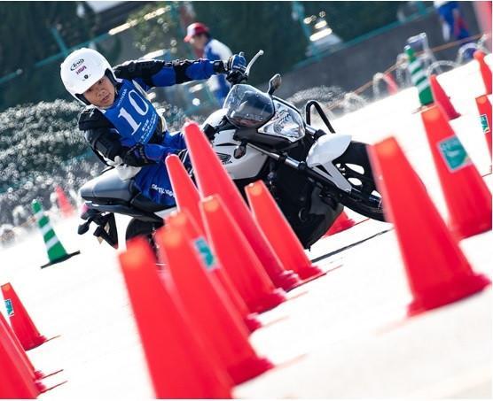 Honda Việt Nam giành chiến thắng cuộc thi lái xe an toàn tại Nhật Bản Ảnh 2