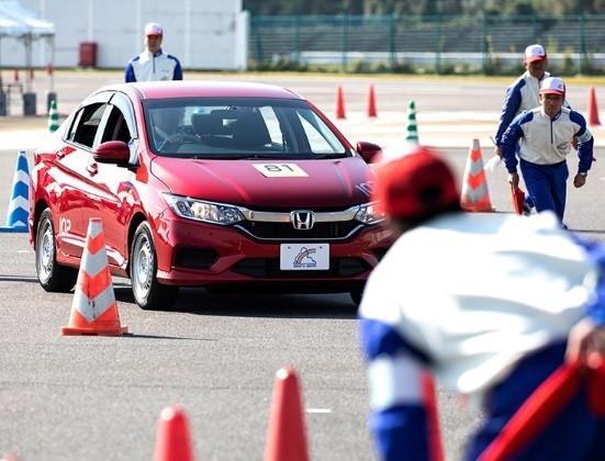 Honda Việt Nam giành chiến thắng cuộc thi lái xe an toàn tại Nhật Bản Ảnh 5