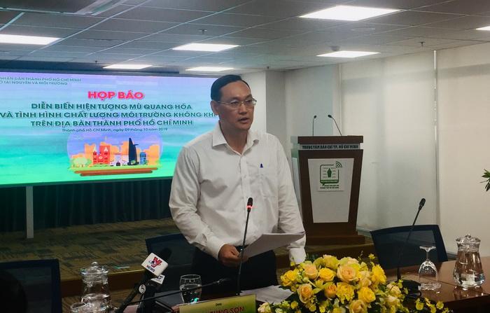 TP.HCM: Sớm hoàn thiện hệ thống quan trắc môi trường tự động Ảnh 1