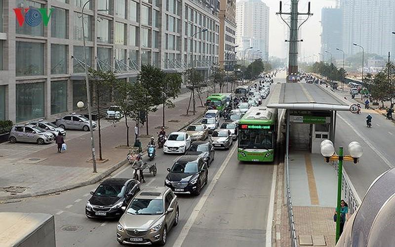 Phân làn cho xe buýt: Lợi bất cập hại, thất bại cao hơn thành công Ảnh 5